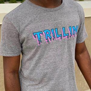 Trillin Graphic Short Sleeve T-Shirt